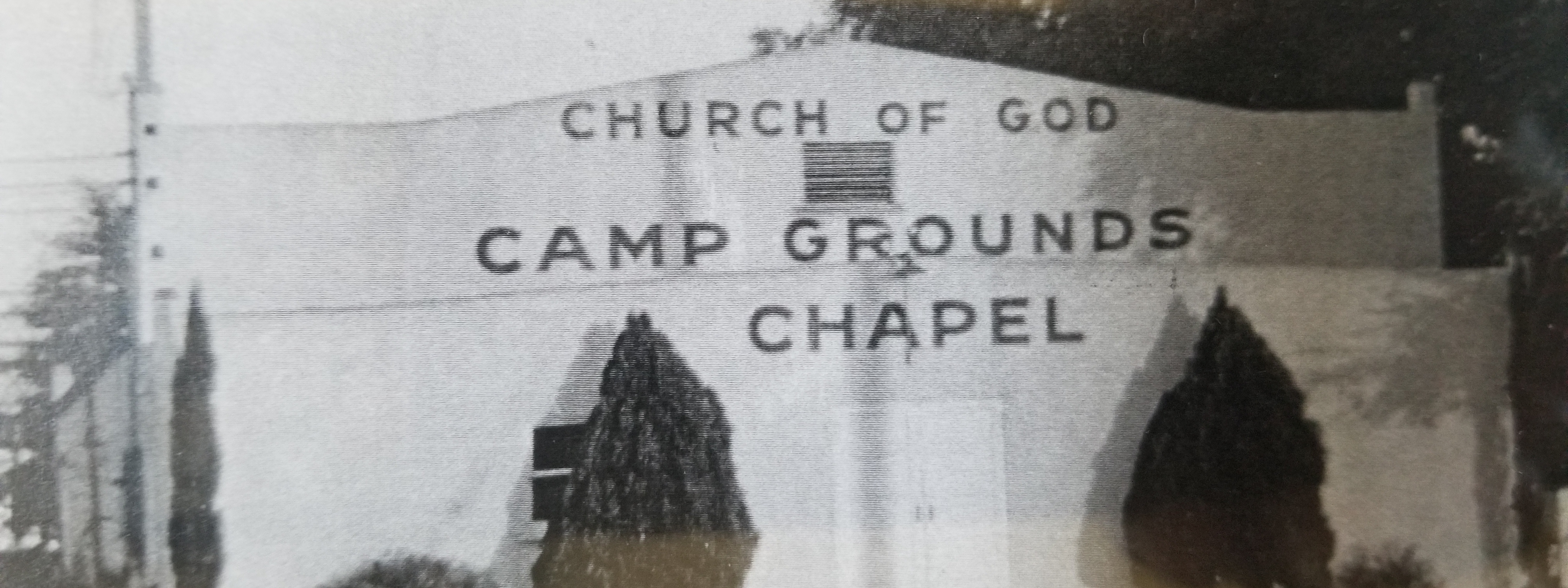 Chapel Front Historical View
